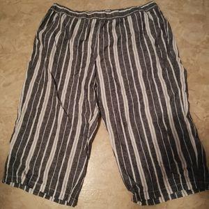 Linen pants bnwt size 3X